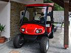 Izposoja električnega klubskega vozila