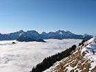 Savinjske Alpe iz Olševe